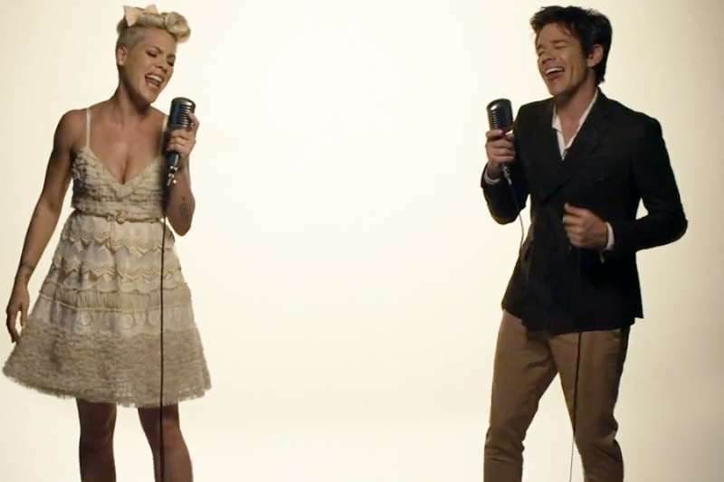 pink and nate ruess