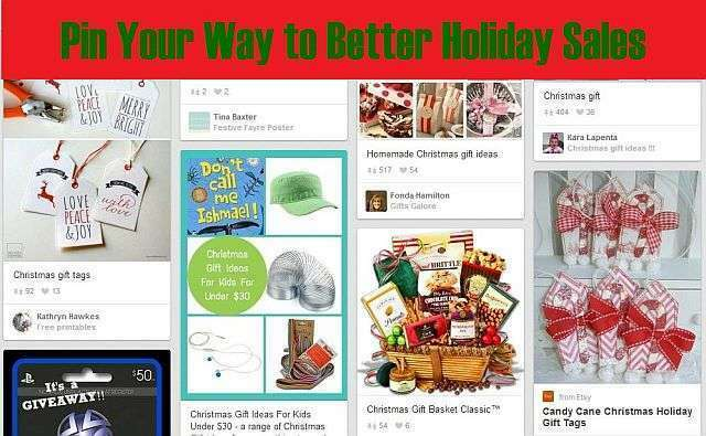 holiday pinterest