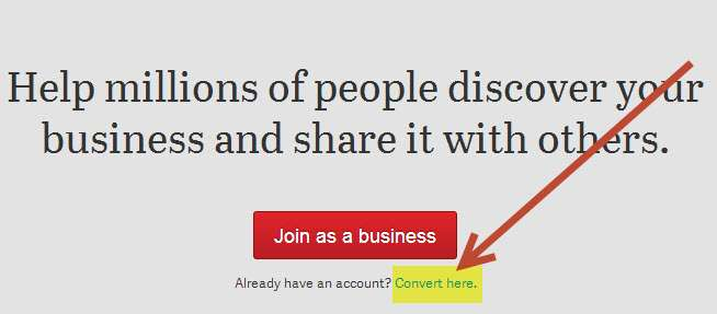 Converting Pinterest account into Business account - 2 (1)