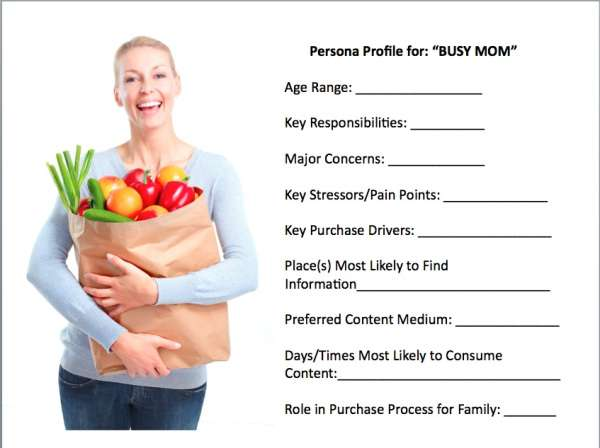 buyer-persona-busy-mom