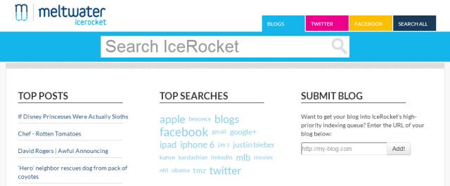 icerocket tool