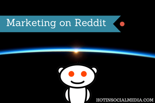 Marketing on Reddit with web