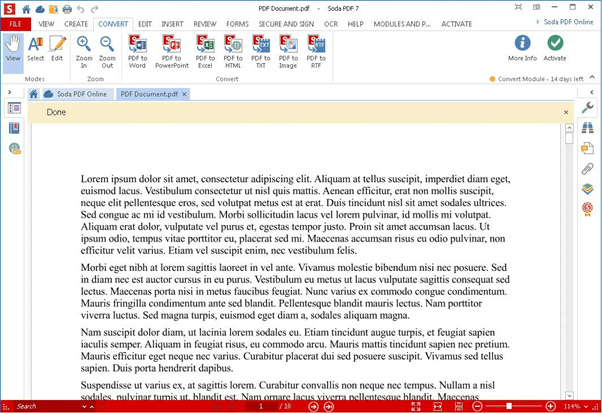 8 Best PDF to Word Converters