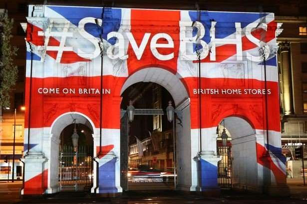Save BHS