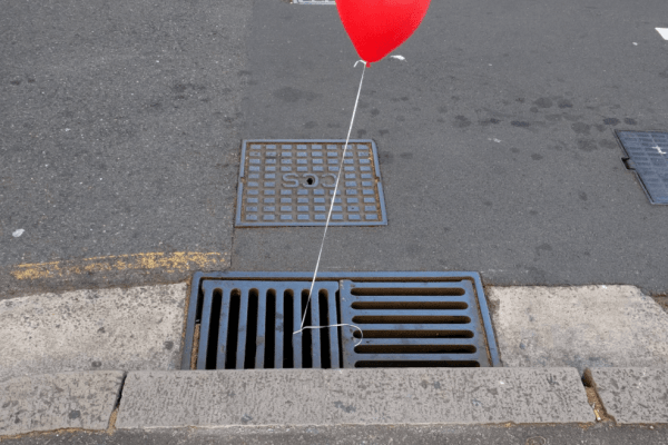 IT movie ad