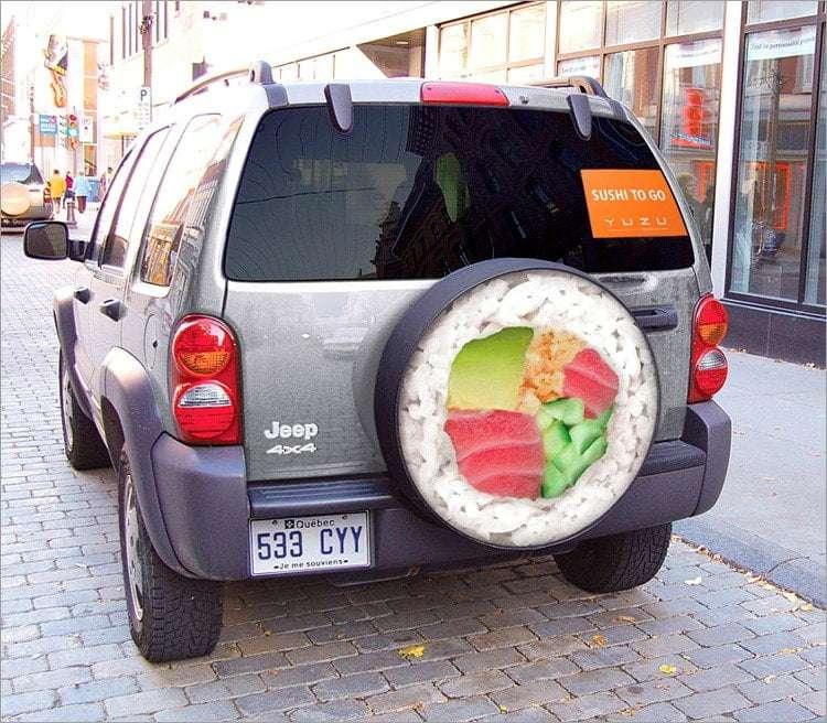 Yuzo sushi