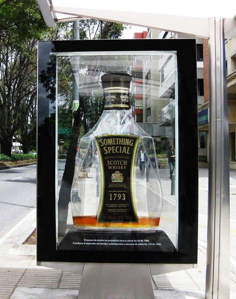Scotch whiskey ad