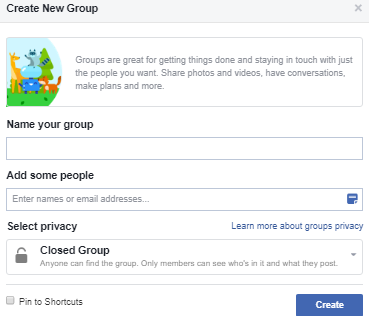 How to Build and Manage a Private Facebook Group