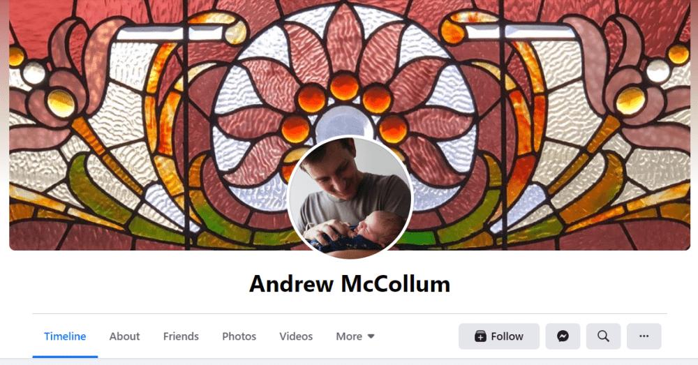 Andrew McCollum - Hot in Social Media
