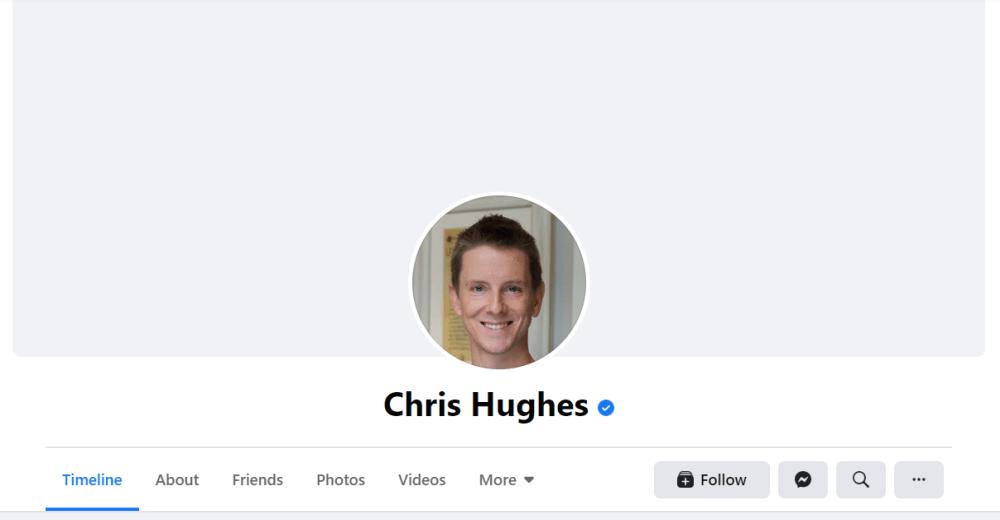 Chris Hughes - Hot in Social Media