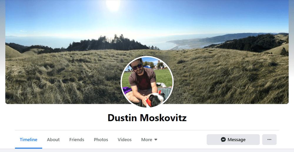 Dustin Moskovitz - Hot in Social Media