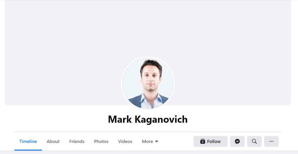 Mark Kaganovich - Hot in Social Media