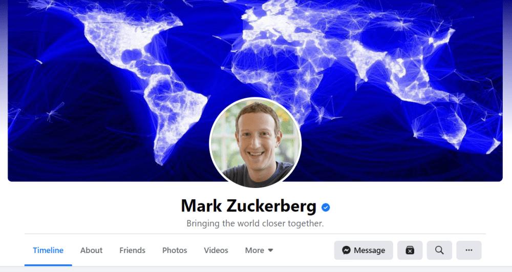 Mark Zuckerberg - Hot in Social Media