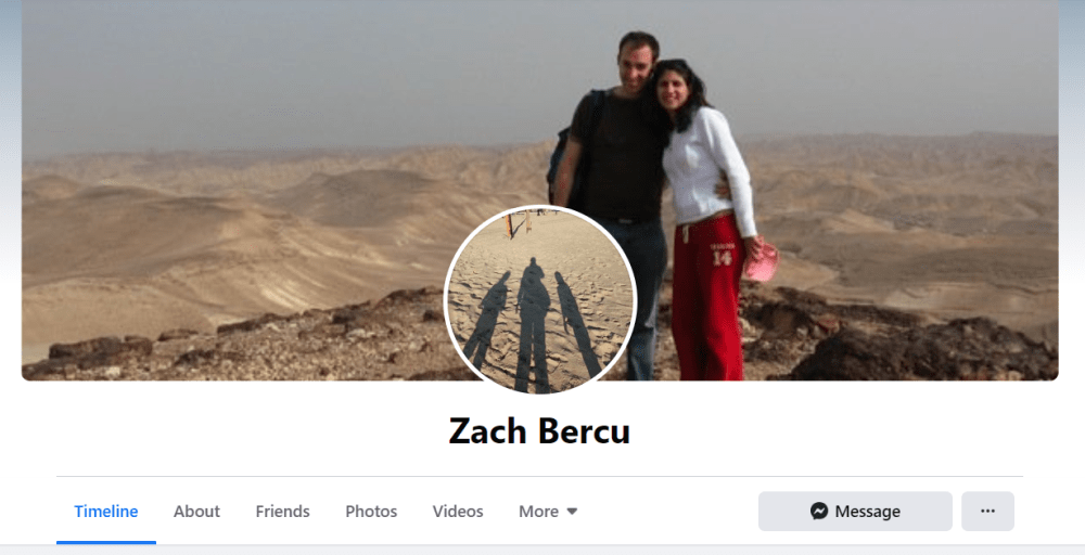 Zach Bercu - Hot in Social Media