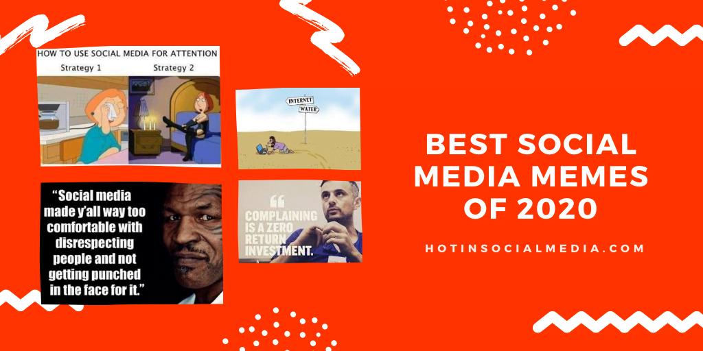 Best Social Media Memes of 2020