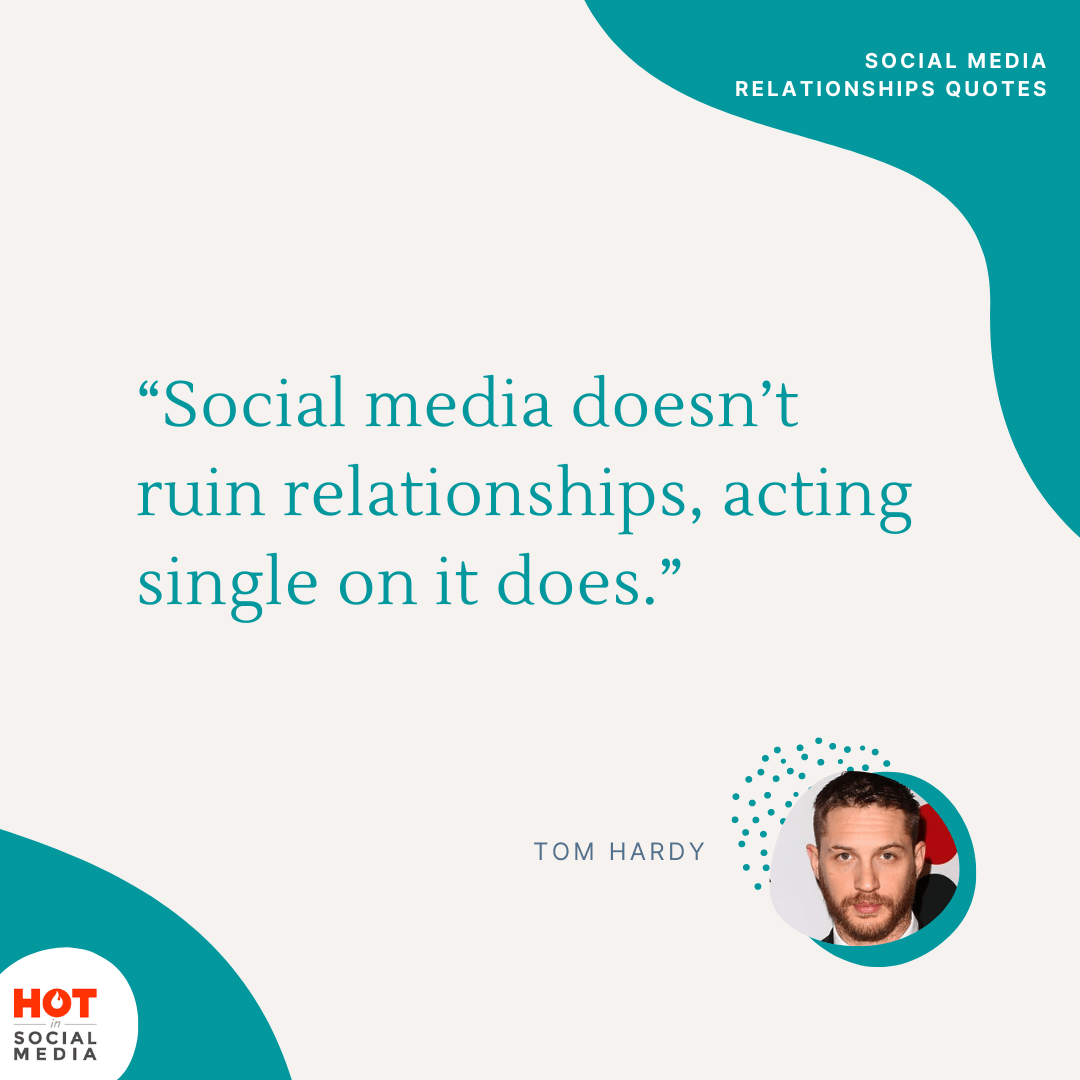 Media destroys relationships social How Addiction